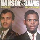 "HANSON & DAVIS I'LL TAKE YOU ON '86 GARAGE FRESH PS 12"""