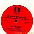 GRAND RAPMASTERS DJ ONLY XMAS JINGLE BELLS RAP 12""