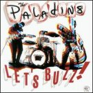 PALADINS LET'S BUZZ HTF OG '90 ALLIGATOR ROCKABILLY LP