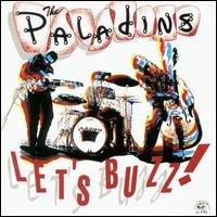 PALADINS LET'S BUZZ HTF OG '90 ALLIGATOR ROCKABILLY LP
