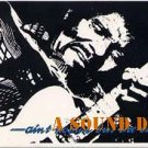 ALBERT COLLINS '88 Promo POSTCARD Muddy Waters BB King