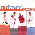 "NU FLAVOR SPRUNG '99 12"" SCARCE LATIN HARD HOUSE MINT!!"