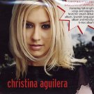 Christina Aguilera Rare Promo Only Fetish CD Single