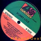 "BOBBY LYLE OG '90 DJ PRO ONLY JAZZ 12"" STRUTTIN / SASSY"