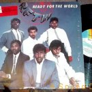 READY FOR THE WORLD OG '85 RFTW S/T LP SHRINK MODERN