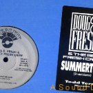 "DOUG E. FRESH & GET CREW SUMMERTIME 12"" ORIG '89 MINT!!"