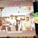 AC/DC RARE SPANISH OG'83 LP DIRTY DEEDS DONE DIRT CHEAP