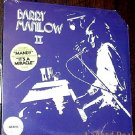 BARRY MANILOW II STILL SEALED ORIGINAL'74 LP + STICKERS
