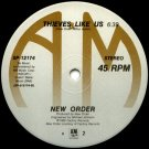 "NEW ORDER '86 Shellshock Remix 12"" Near Mint ASD"