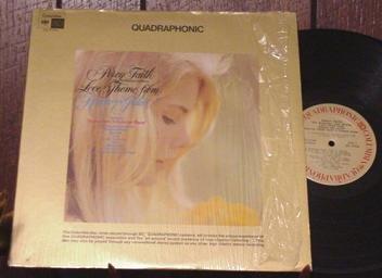 PERCY FAITH Romeo Juliet Summer Place LP ASD QUAD