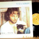 YVES SIMON Out of Print '74 France LP RESPIRER CHANTER