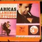 SABICAS Flamenco Virtuoso LP Rare mono Columbia WL 171