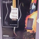 ERIC CLAPTON Poster CROSSROADS '96 Glossy Promo Guitar