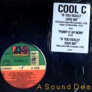 "COOL C If You Really Love Me (REMIX) 12"" STEADY B"