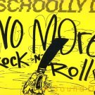 "SCHOOLLY D No More Rock'n'Roll! 12""OG Jive'88 ASD"