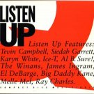 "LISTEN UP '90 PS 12"" DJ"