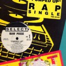 "RAW POSSE PUMPED UP '89 DJ SELECT 12"" ELECTRO"