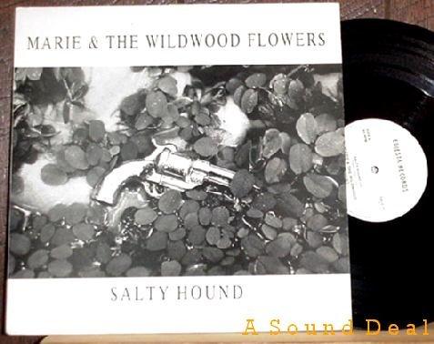"MARIE WILDWOOD FLOWERS '86 12"" SALTY HOUND AMBIENT GOTH"