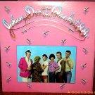 JOHNNY DEE & ROCKET 88'S LP Texas Oldies Eric Johnson
