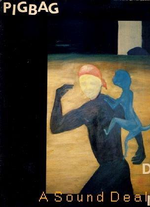 PIGBAG DR HECKLE & MR JIVE OOP '82 DE LP ELECTRO BOOGIE