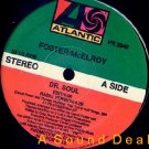 FOSTER & MCELROY MC LYTE HARD TO FIND'89 DR SOUL DJ 12""