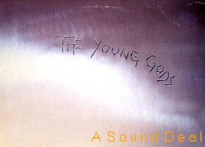 """YOUNG GODS L'AMOURIR OG '88 PS 12"""" INDUSTRIAL WAX TRAX!"""