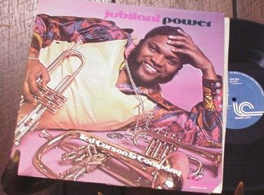 TED CURSON JUBILANT POWER OG '76 AVANT INNER CITY LP
