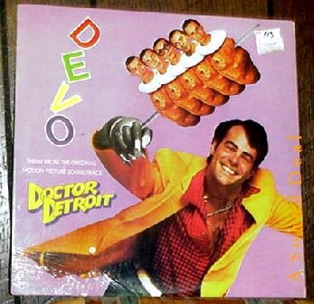 "DEVO SEALED'83 12"" THEME FROM DOCTOR DETROIT DAN AKROYD"