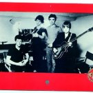 TALKING HEADS RARE '79 RADIO PROMO ONLY POSTCARD