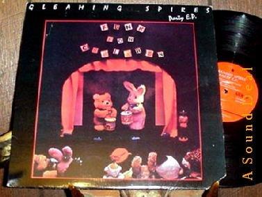 GLEAMING SPIRES OOP '84 FUNK CHILDREN PARTY EP DEVO