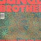 """JUNGLE BROTHERS BLACK IS BLACK OG '89 UK PS 12"""" GEE ST"""
