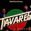 TAVARES HARD CORE POETRY 2 ORIG '74 OOP LP DISCO FUNK