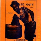 BIG YOUTH PRESSURE '82 Handbill Reggae Poster ASD