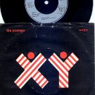 "PASSAGE Xoyo Animal CHERRY RED UK '81 7"" ASD"
