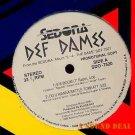 "DEF DAMES 976-BOOM HTF '90 RANDOM DJ 12"" BASS ELECTRO"