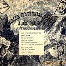 PAUL ROSELAND Private LP ALASKA CENTENNIAL FOLK SONGS