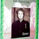 JON ANDERSON Deseo CD '94 Promo POSTER YES Prog