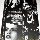 CRANBERRIES POSTER Everybody Else 2X Promo Poster RARE!