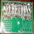 SECRETIONS SS C/Z '88 LP Coffin Break Skin Yard grunge