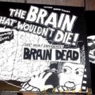 BRAIN DEAD Rare Kentucky '87 Hardcore LP emo punk HEAR