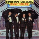 INSTANT SUNSHINE Funny Name for a Band LP comedy folk