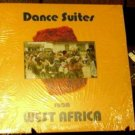 KOBLA LADZEKPO West Africa Dance Suites LP RARE!