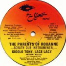 "GIGOLO TONY Parents o'Roxanne 12""SEALED'85 electro HEAR"