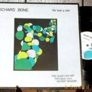 "RICHARD BONE Beat is Elite 12"" electro minimal synth'82"