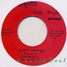"DUKE WRIGHT Honey Dripper 7"" 45 OG Hammond groove HEAR"