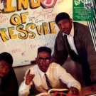 KINGS OF PRESSURE Slang Teacher LP OG'89 oldskool promo