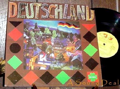 DEUTSCHLAND'82 Industrial Comp LP Der Plan Einstürzende
