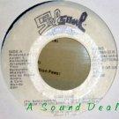"GAZ Sing Sing SALSOUL 7"" 45 scarce promo mono dj EX '78"