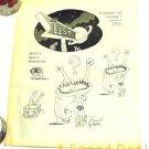 DANIEL JOHNSTON Art ZINE Diamanda Galas Mag '93 Austin