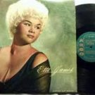 ETTA JAMES S/T Original 1962 LP Argo green label MONO Rare!